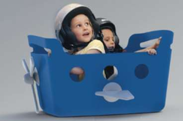 Transforming Toy Boxes - More Than Storage, the Prossima Fermata is an Engine for the Imagination