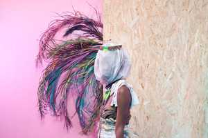 The 'African Queens' Spread by Namsa Leuba Displays Clash of Cultures