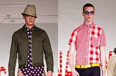 Unabashed Polka-Dot Fashions