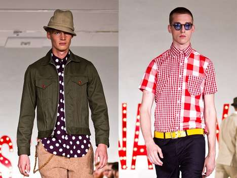 Mark McNairy Spring/Summer 2013