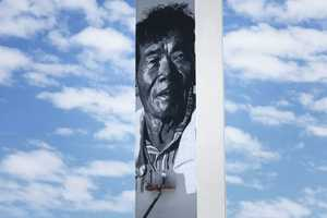 Hendrik Beikirch Mural is Tallest in All of Asia