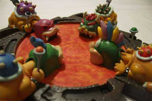 Super Mario Hungry Hungry Hippos to Be Sold at El Paso Comic Con