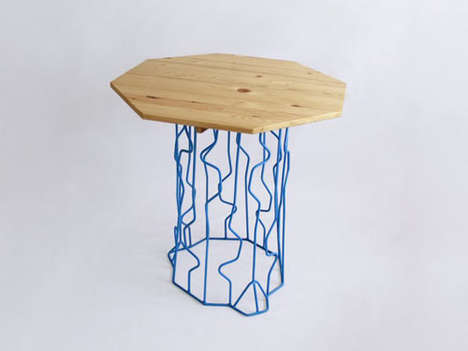 Wired Stump Outdoor Furniture