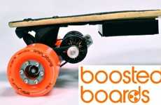 Magic Motor-Propelled Longboards