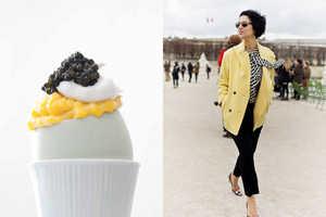Miss Moss' 'Food & Fashion Mash-Ups' Draw Unusua