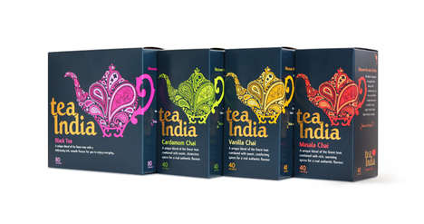 Tea India Packaging