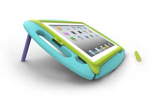 The MyKidPad Allows Children to Safely Play with Your Prized iPad