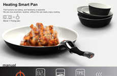 Hi-Tech Skillet Hotplates