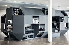 Versatile Work-Residence Bunkers