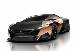 The Peugeot Onyx Supercar Concept is the Future of Sports Cars