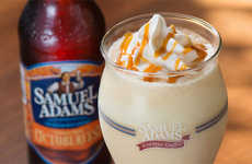Delicious Beer Desserts - The Red Robin Octoberfest Milkshake Pays Homage to the German Holiday