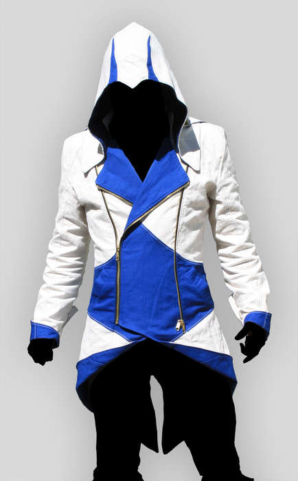 Assassins Creed Kenway Jacket