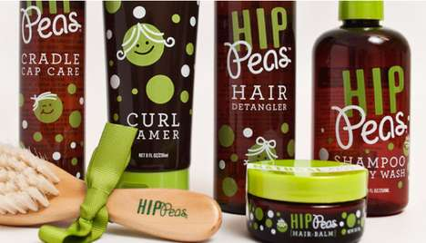 Hip Peas Packaging