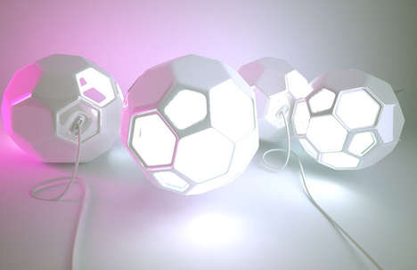 Hexa Lamp by DesignLibero