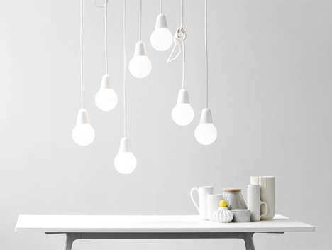 Bulb Fiction P1 Pendant Lamp