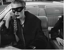 The Emma Summerton for Vogue Italia Editorial Features a Haute Villain