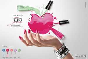 The Avon Colortrend Contos de Fadas Campaign is Entirely Enchanting