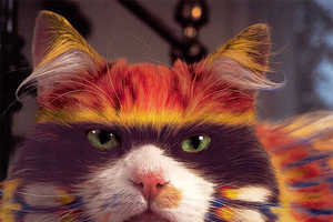 The 'Why Paint Cats: The Ethics of Feline Aesthetics' is Purrfect