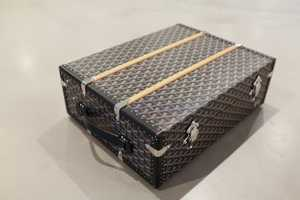 The Goyard Brand Book Comes with a Customizable Case