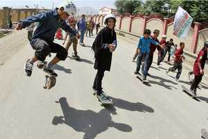 Skateistan is a Non-Profit Empowering Youth in Kabul