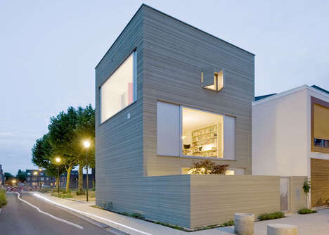 Stripe House by GAAGA Architects