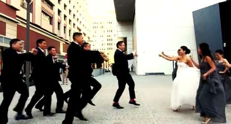 Gangnam Style Wedding 