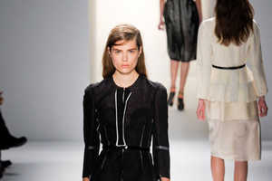 The Calvin Klein Spring 2013 Collection Showcases Sensual Allure