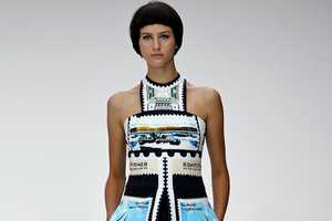 The Mary Katrantzou Spring 2013 Collection Inspires Globe-Trotting