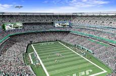 95 Stunning Stadiums