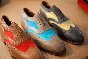 The Florsheim Duckie Brown Footwear Collection is Quirky and Smart
