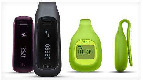 Fitbit One and Fitbit Zip