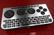 Completely Universal Controllers - The iControlPad 2 Lets You Control All Your Bluetooth Devices