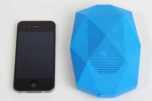 The Turtle Shell Boombox Plays Music and Encourages Hands-Free Calls