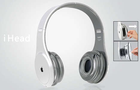 iHead Headphones