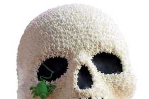 The 3D Skull Cake Pan Will Make the Perfect Halloween Treat