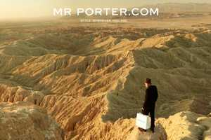 The Mr Porter Fall/Winter 2012 Campaign Spans Continents