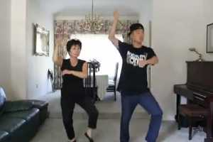 The Gangnam Style Mom Video is Hilarious and Well-Executed