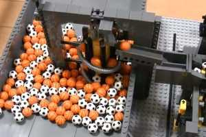 The Akayuki Ball Contraption is a Technical Toy Triumph