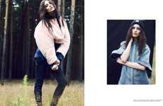 Grungy Forest-Dweller Editorials