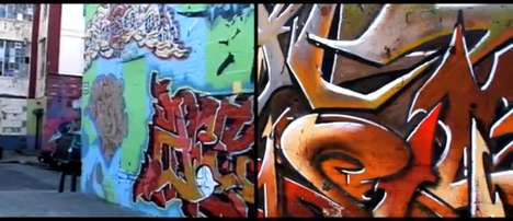 Deuce to 7 Graffiti Split Screen