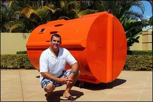The Tsunami Survival Pod Can Provide Life-Saving Protection