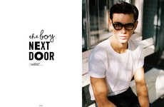 Infatuated Adolescent Male Editorials