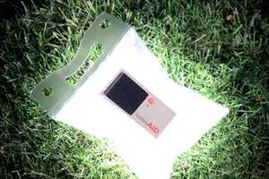 The LuminAID Light Is Affordable, Waterproof and Last 3 Years