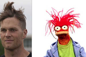 Laugh Aloud at These NFL Quarterback Muppet Doppelgangers
