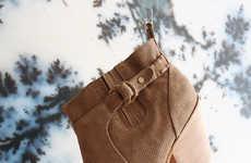 Stylishly Suspended Lookbooks
