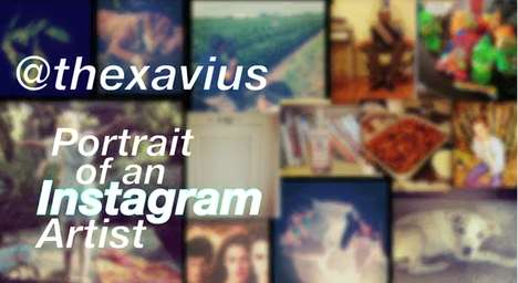 @thexavius: Portrait of an Instagram Artist
