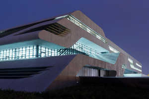 The Pierres Vives Building by Zaha Hadid Redefines Institutions