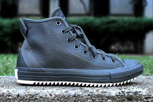 The Converse Chuck Taylor Hollis Hi Mixes Finesse and Streetwear