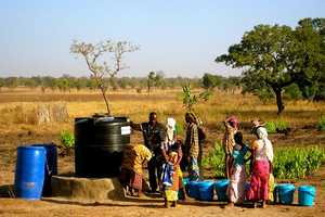Community Water Solutions Opens Women-Run Businesses in West Africa