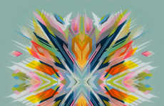 Vibrantly Abstract Designs